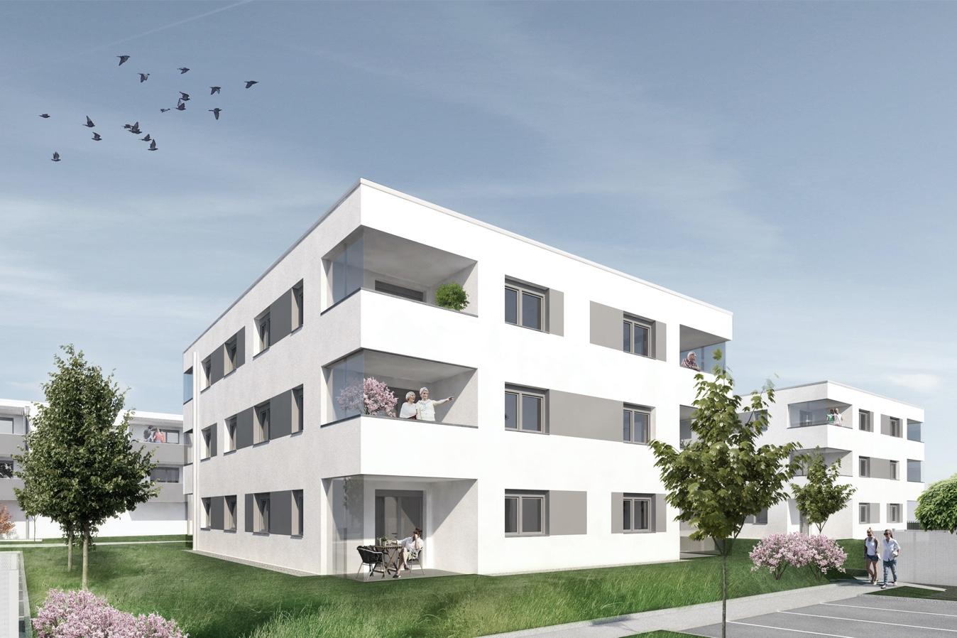 Immobilie von Lebensräume in 4650 Edt, Gemeindeplatz 9 - 3.1 / 2 #1
