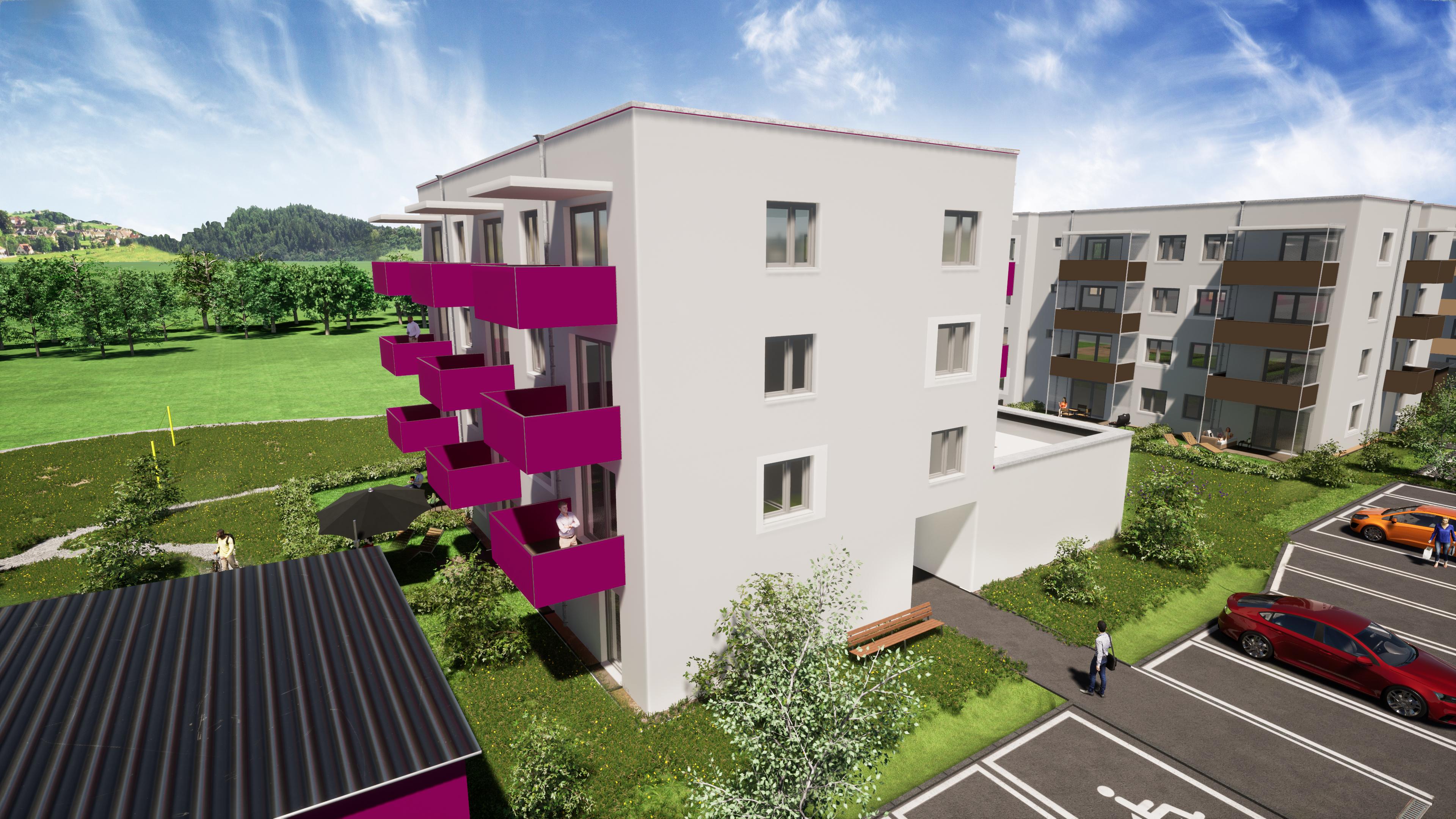 Immobilie von Lebensräume in 4560 Kirchdorf an der Krems, Dr.-Wayand-Ring 28 - 3 / EG #2