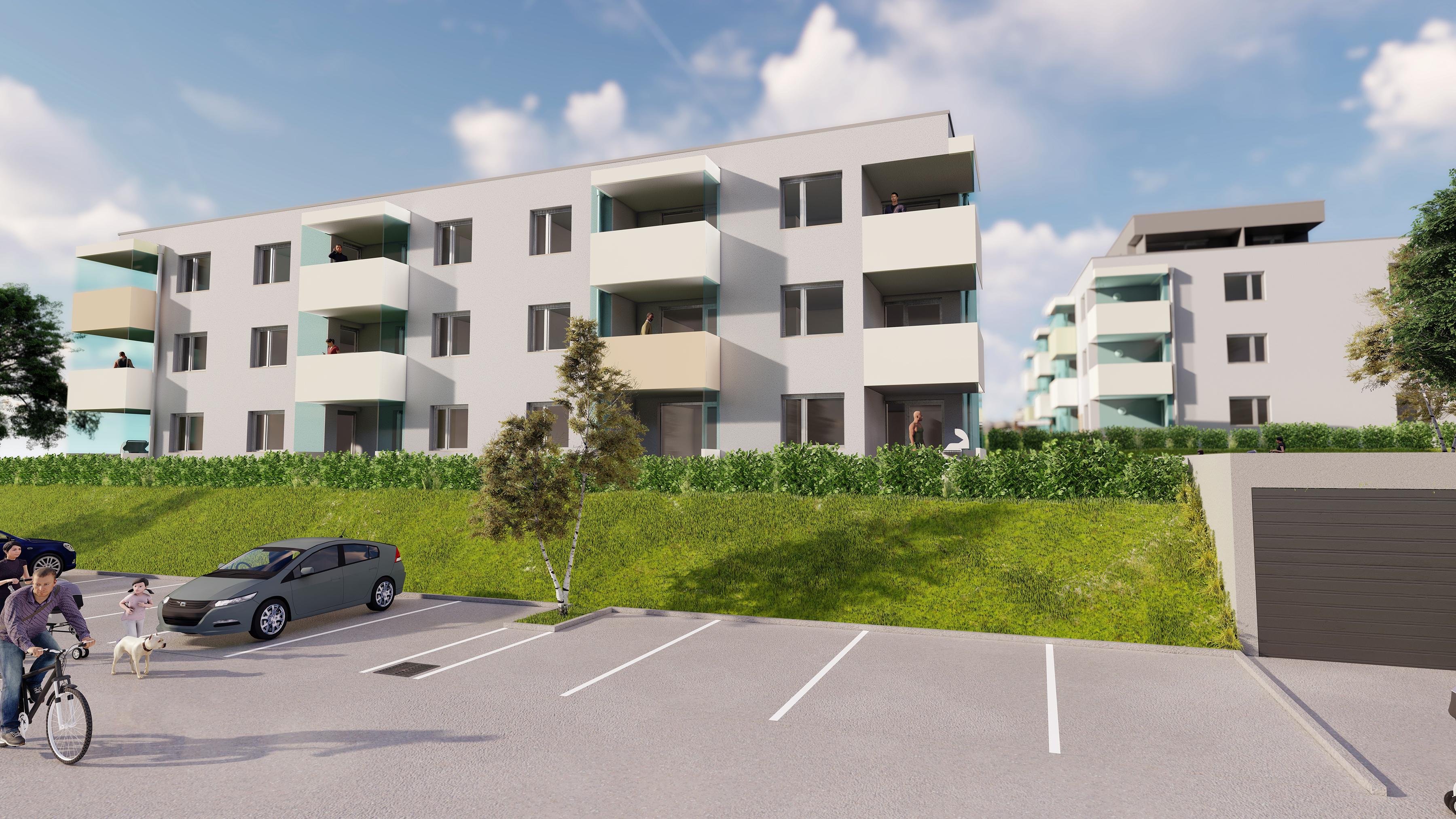 Immobilie von Lebensräume in 4490 St. Florian, Karl-Geisz-Straße 11 - 6.1 / EG #1