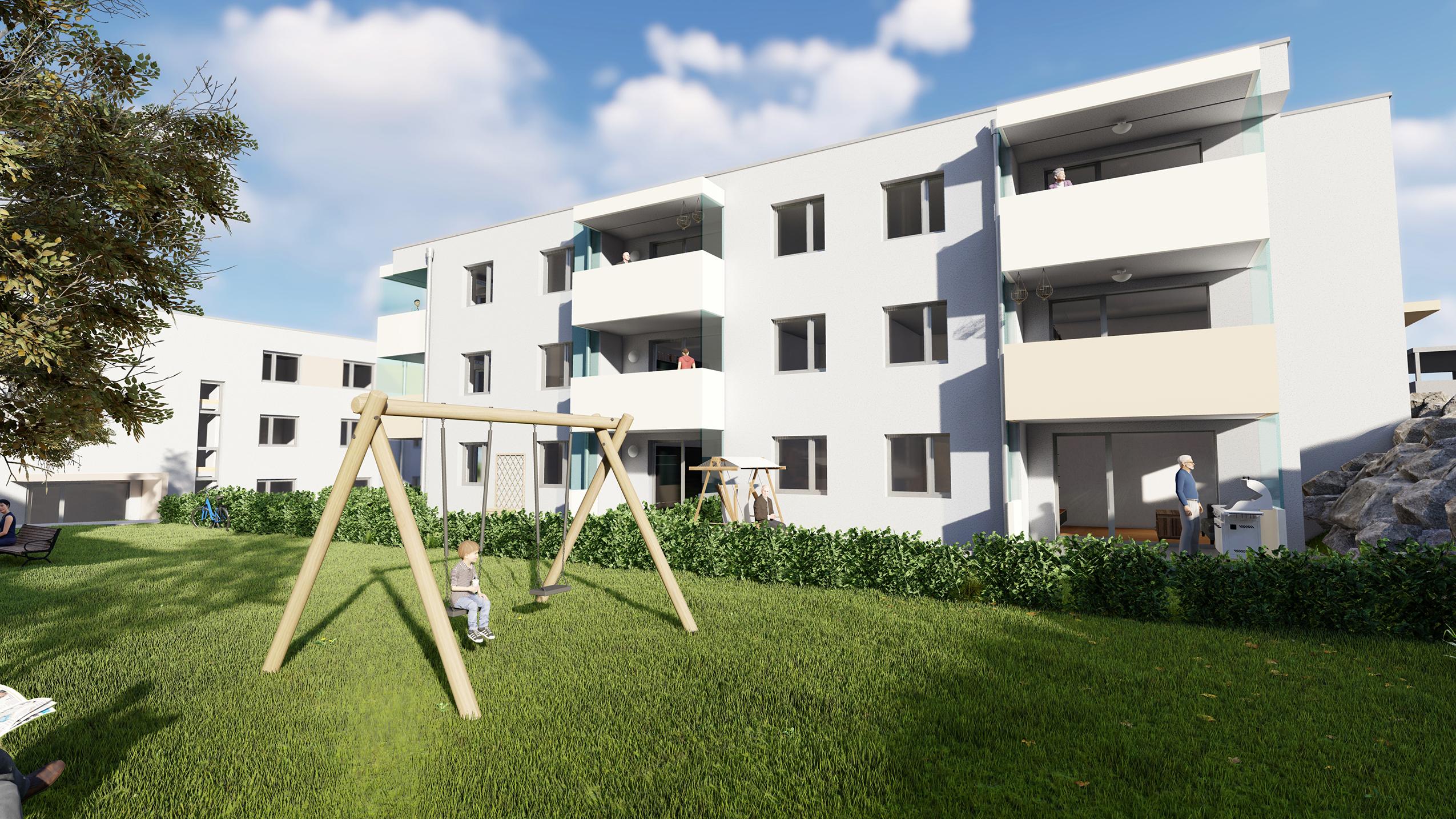 Immobilie von Lebensräume in 4490 St. Florian, Karl-Geisz-Straße 11 - 6.1 / EG #2
