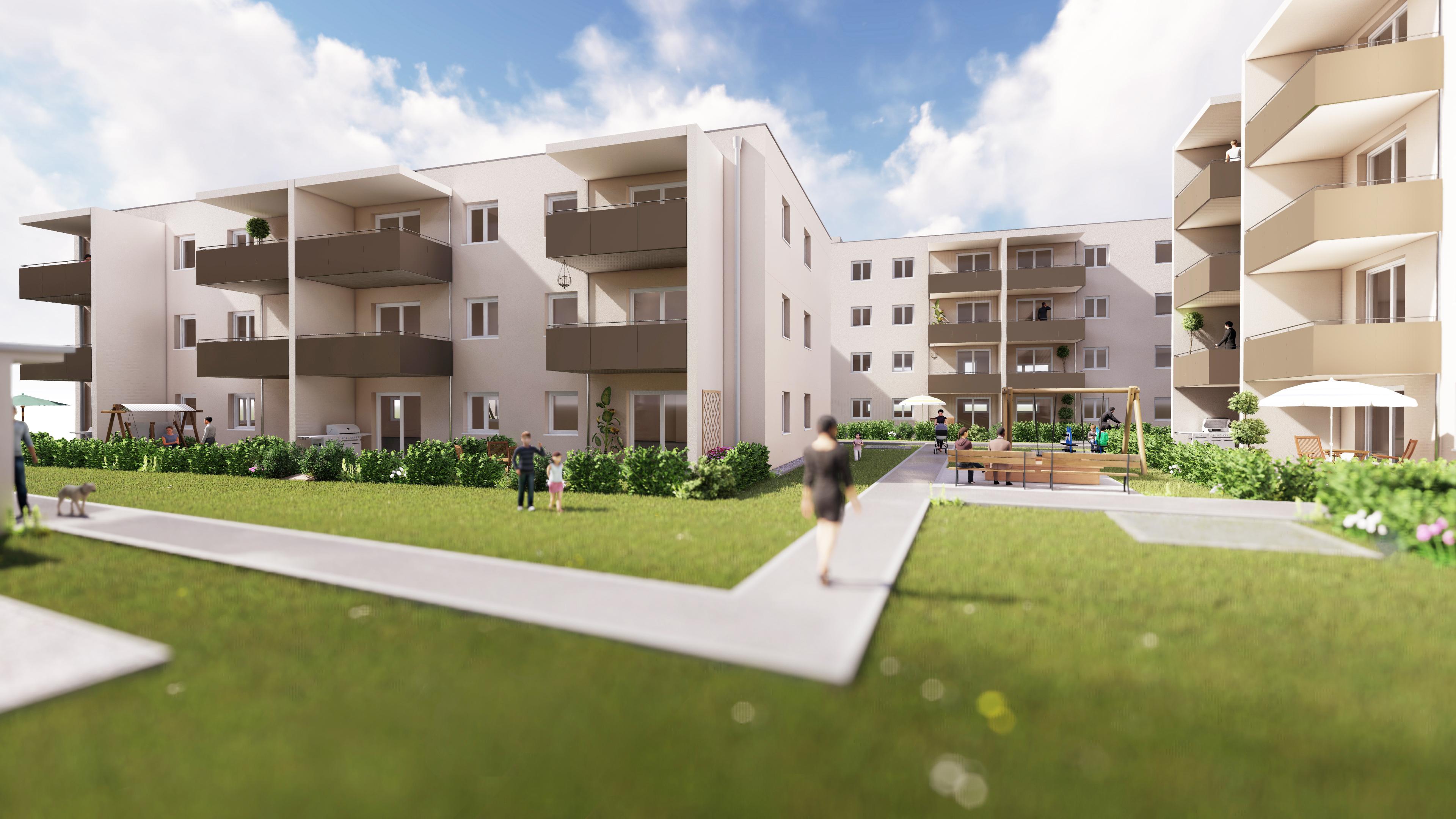 Immobilie von Lebensräume in 4616 Weißkirchen an der Traun - 1.10 / 1 #1